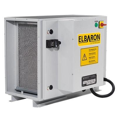 Foto de Sistema depuración electroestática