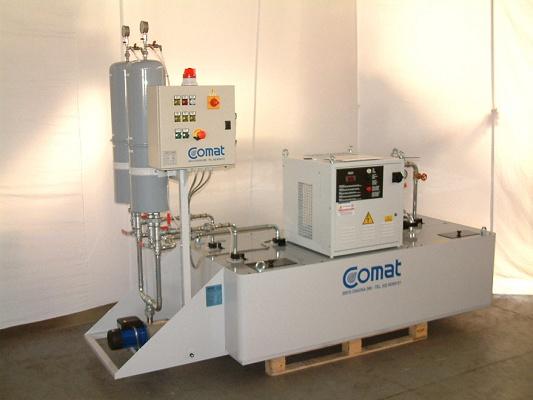 Foto de Sistema de filtración refrigerante con depósito