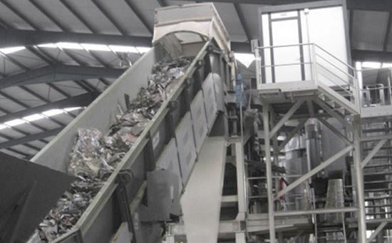 Foto de Transportadores de carga a trituradora