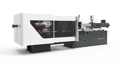 Foto de Máquinas de moldeo por inyección servohidráulicas