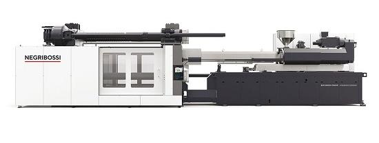 Foto de Máquinas de moldeo por inyección híbrida