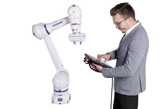 Foto de Robots colaborativos