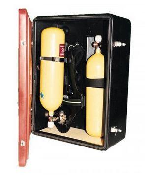 Foto de Armario para protección ignífuga y protección química