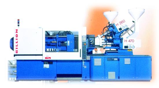 Foto de Amplia gama de inyectoras multi inyección