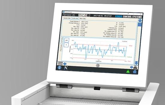Foto de Sistemas de medición de espesor