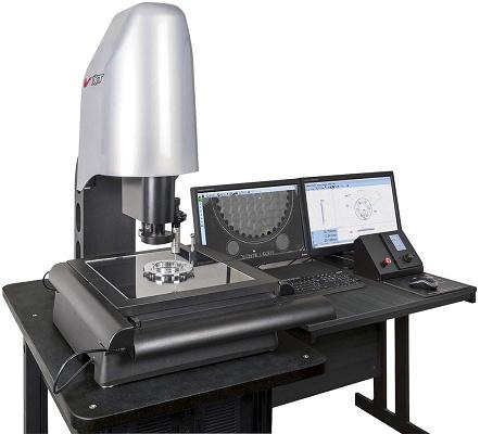 Foto de Máquinas de medición 2D y 3D por visión y visión más contacto (multisensor)