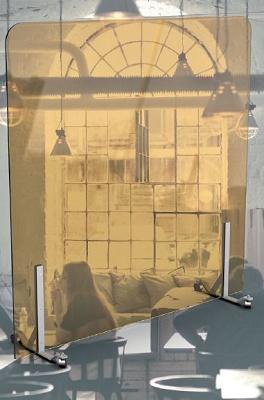 Foto de Sistema de fijación de mamparas móviles