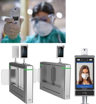 Foto de Sistema de protección para empleados