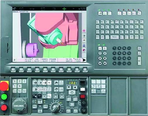 Foto de Control numérico