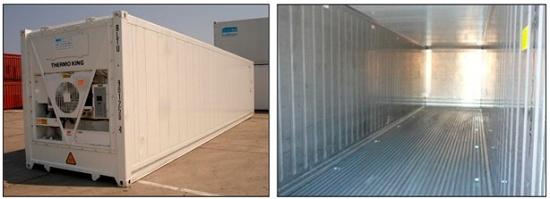 Foto de Ozonizadores de contenedores refrigerados