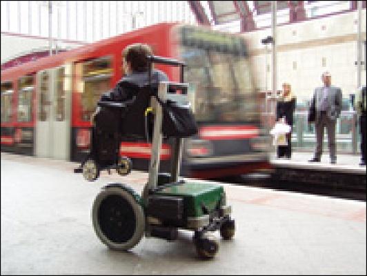 """Foto de """"Mejorar la movilidad de las personas discapacitadas"""""""