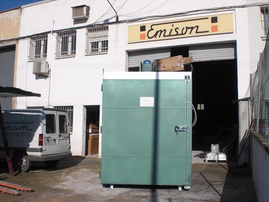 Foto de Horno limpieza térmica o pirolíticos