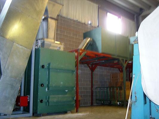 Foto de Incinerador residuos