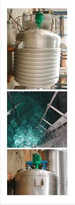 Foto de Reactores de fabricación