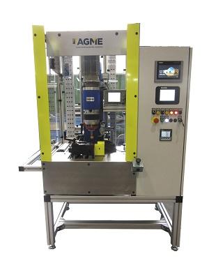 Foto de Máquinas especiales de remachado y marcaje de componentes