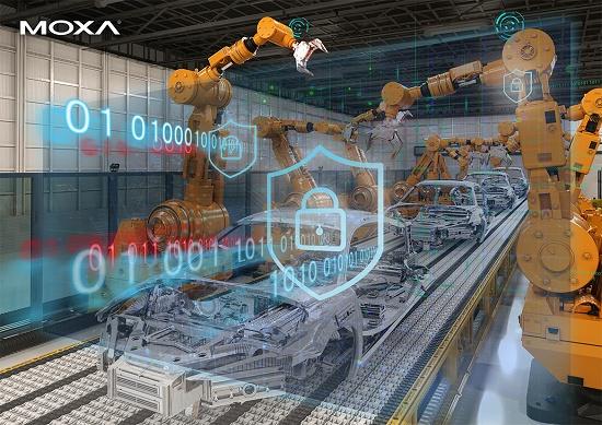 Foto de Solución de ciberseguridad industrial