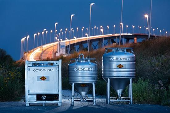 Foto de Contenedores para transporte