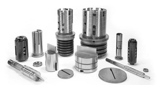 Foto de Utillajes para punzonadoras CNC