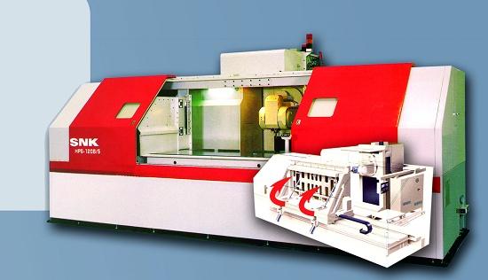 Foto de Centro de mecanizado horizontal