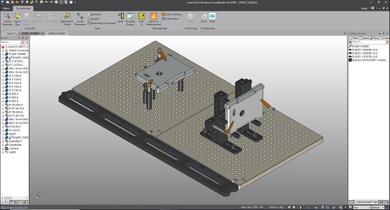 Foto de Software de modelado 3D para fijaciones