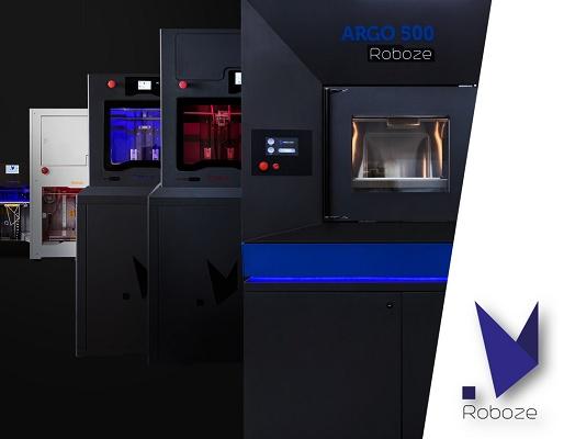 Foto de Impresoras 3D para pieza final