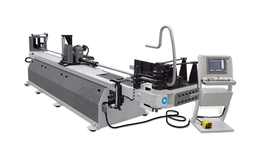 Foto de Curvadora de tubo CNC híbrida