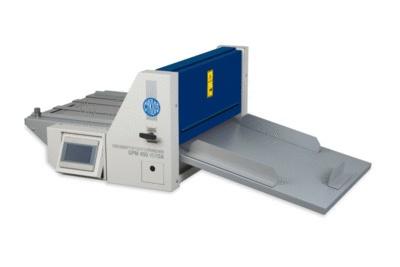 Foto de Hendidora microperforadora perforadora semiautomática