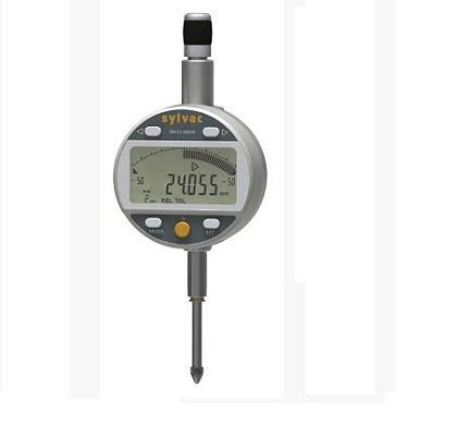 Foto de Reloj comparador digital con display analógico