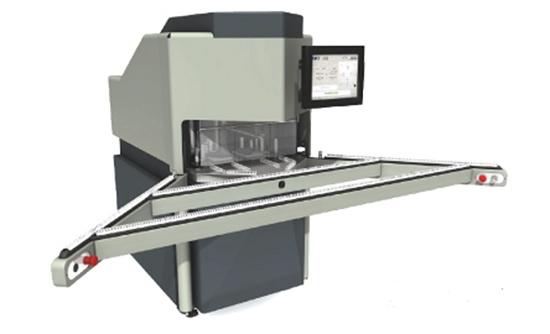 Foto de Limpiadora CNC 3 ejes