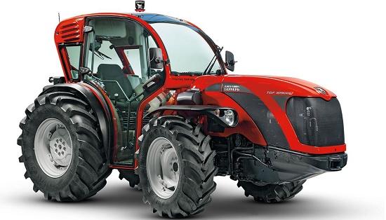 Foto de Tractor rígido súper bajo