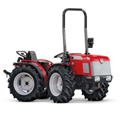 Foto de Tractor compacto articulado