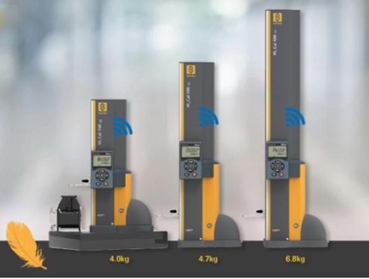 Foto de Columnas de medida motorizadas