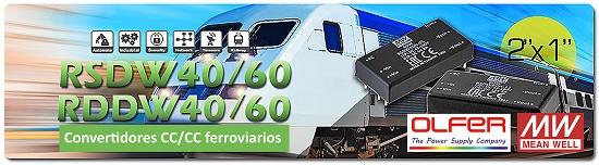 Foto de Convertidores ferroviarios CC/CC