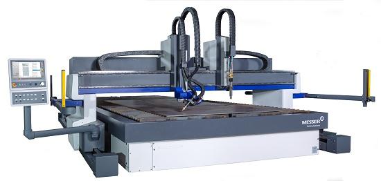 Foto de Máquina de corte por plasma y oxigás