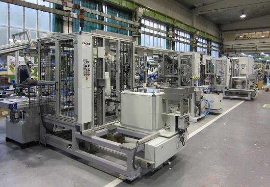 Foto de Ensamblaje de componentes de automoción