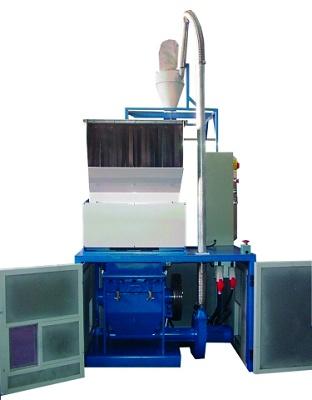 Foto de Sistema de trituración con variantes y accesorios