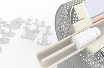 Foto de Accesorios y configuraciones para hornos tubulares
