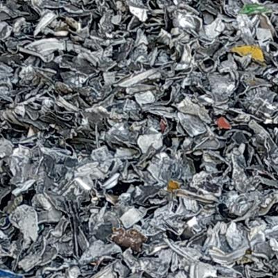 Foto de Aluminio reciclado certificado