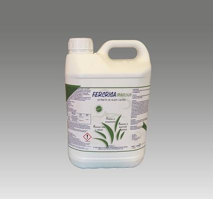 Foto de Abono líquido vegetal