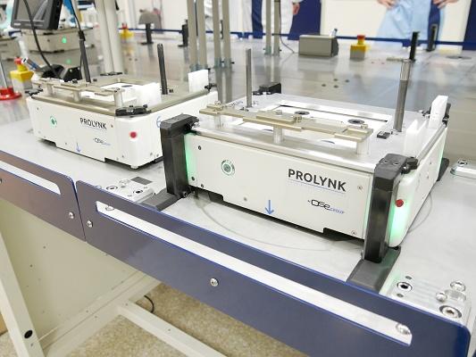 Foto de Plataforma de producción adaptativa