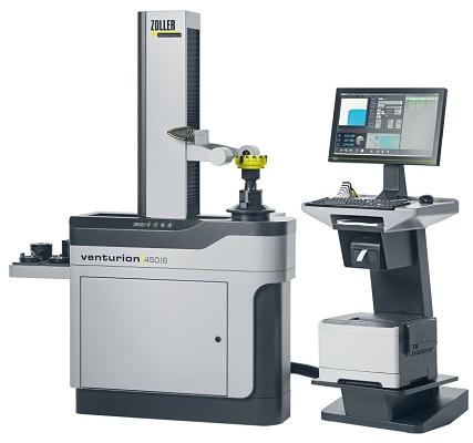 Foto de Máquina de medición y ajuste para talleres con muchos cambios de herramientas