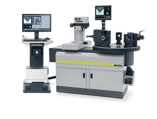 Foto de Máquina de medición y ajuste horizontal para talleres de decoletaje