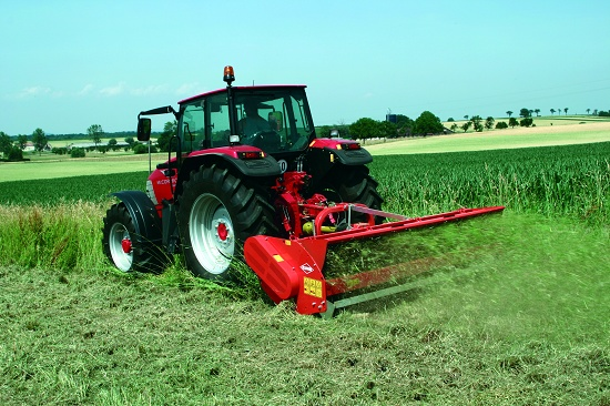 Foto de Trituradora agrícola polivalente