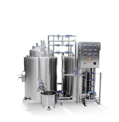 Foto de Sistema para cerveceras monobloque