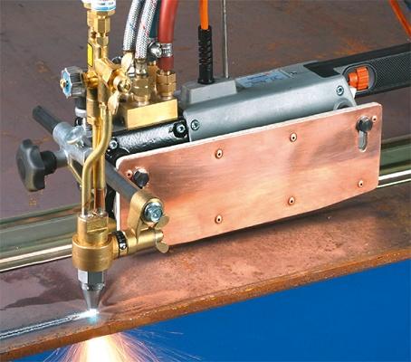 Foto de Máquina de corte por plasma y oxicorte
