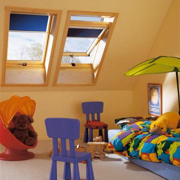 Fotografia de Finestres per a teulada