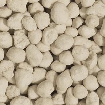 Foto de Sulfato de potasio granulado esférico