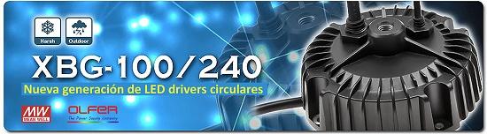 Foto de LED driver circular