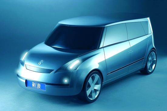 """Foto de """"El """"coche de China"""""""""""