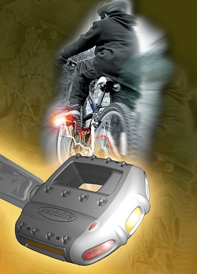 """Foto de """"Mayor resistencia y durabilidad en luces para pedal de bicicleta"""""""